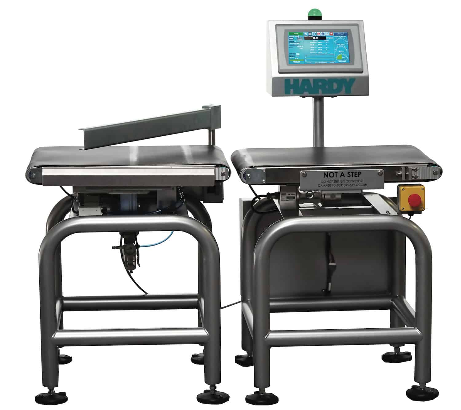 Caseweighers Provide Simple and Effective Quality Inspection