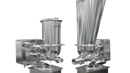 New Pharma Feeder for Mills and Micronizers