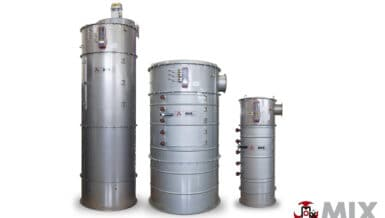 Bag and Cartridge Filters for Food Application with EC 1935/2004 Certification