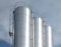 Delivery Of Four Complete Silos For Raw Material And Finished Product