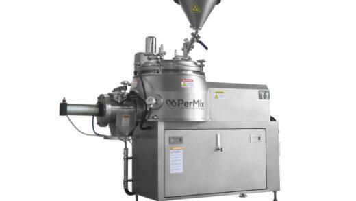 High-Speed Granulators Mix Powders & Liquids Quickly