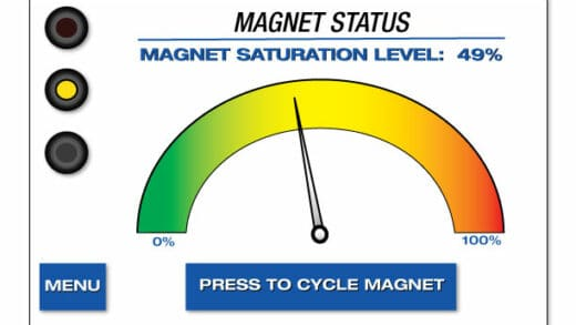 Magnetic Products, Inc.'s Intell-I-Mag® Provides Revolutionary Enhancement