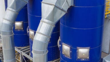Lower Operational Costs with MCF PowerSaver® Dust Collectors