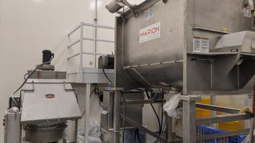 Biovation Labs Improves Process Product Quality with Kason & Marion